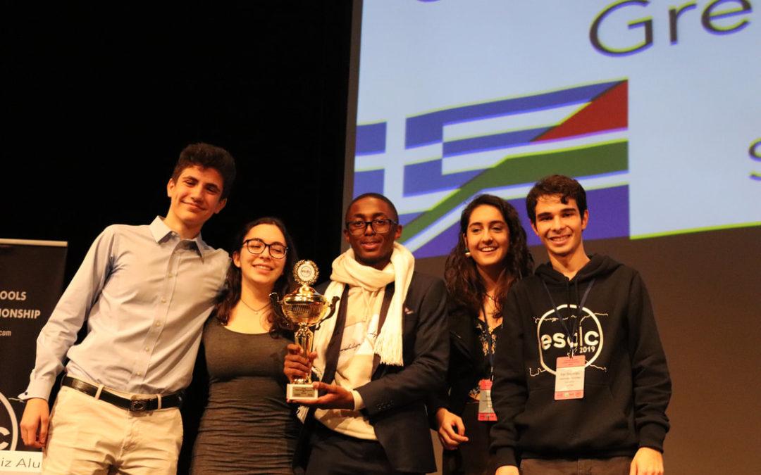 Eurasian Schools Debating Championship 2020