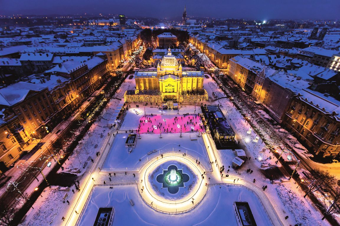 Winter Holidays Open, Zagreb, Croatia