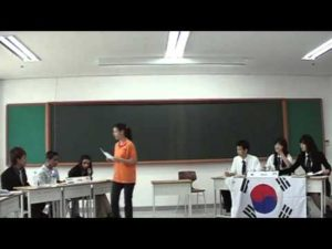 WSDC 2007 Round 2: India vs Korea