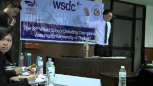 WSDC 2014 Round 5: Singapore vs Ireland