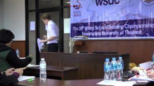 WSDC 2014 Round 3: Swaziland vs Singapore