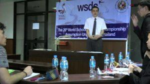 WSDC 2014 Round 8: Australia vs Singapore