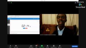 Online WSDC 2020 Round 2: Zimbabwe vs Scotland