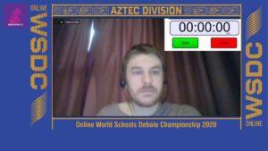 Online WSDC 2020 Round 4: Ireland vs Slovenia