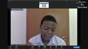 Online WSDC 2020 Round 4: Jamaica vs Tanzania