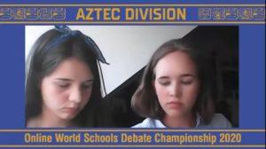 Online WSDC 2020 Round 5: Swing vs Hungary