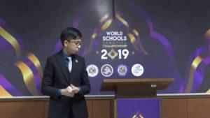 WSDC 2019 Round 6: Singapore vs Latvia